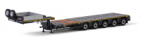 WSI Premium Line Low Loader MCO PX 5 Axle Nooteboom